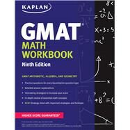 Kaplan Gmat Math by Kaplan, Inc., 9781618658920