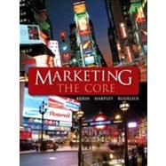 Marketing: The Core by Kerin, Roger; Hartley, Steven; Rudelius, William; Steffes, Erin, 9780078028922