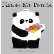 Please, Mr. Panda by Antony, Steve, 9780545788922