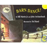 Barn Dance! by Martin, Bill, Jr., 9780812468922