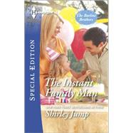 The Instant Family Man by Jump, Shirley, 9780373658923