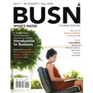 BUSN 6 (with Printed Access Card) by Kelly,McGowen, 9781133188926