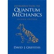 Introduction to Quantum Mechanics by Griffiths, David J., 9780131118928