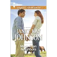 More Than Neighbors by Johnson, Janice Kay, 9780373608928