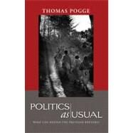 Politics as Usual : What Lies Behind the Pro-Poor Rhetoric at Biggerbooks.com