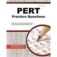 PERT Practice Questions by Pert Exam Secrets Test Prep, 9781627338929