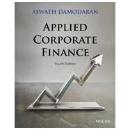 Applied Corporate Finance by Damodaran, Aswath, 9781118808931