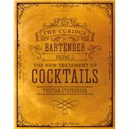 The Curious Bartender by Stephenson, Tristan, 9781849758932
