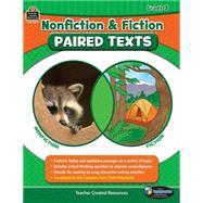Nonfiction & Fiction Paired Texts, Grade 3 by Teacher Created Resources, 9781420638936