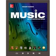 Music: An Appreciation Brief with Connect Plus w/ LearnSmart 1 Term Access Card by Kamien, Roger, 9781259288937