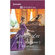 Miss Marianne's Disgrace by Lee, Georgie, 9780373298938