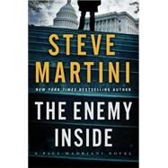 The Enemy Inside by Martini, Steve, 9780062328939
