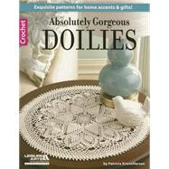 Absolutely Gorgeous Doilies by Kristoffersen, Patricia, 9781464718939