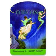 Peter Pan Picture Book: Shape Book by Best, Roy (CON), 9781595838940