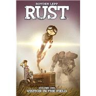 Rust 1 by Lepp, Royden, 9781608868940