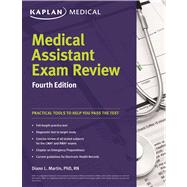 Medical Assistant Exam Review by Martin, Diann L., 9781609788940