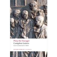 Complete Letters by Pliny the Younger; P. G. Walsh, 9780199538942