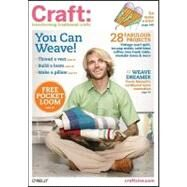 Craft: Transforming Traditional Crafts by Barseghian, Tina, 9780596518943
