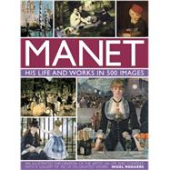 Manet by Rodgers, Nigel, 9780754828945