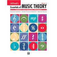 Alfred's Essentials of Music Theory, Book 1 by Surmani, Andrew, 9780882848945