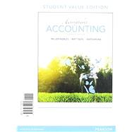 Horngren's Accounting, Student Value Edition Plus MyAccountingLab with Pearson eText -- Access Card Package by Miller-Nobles, Tracie L.; Mattison, Brenda L.; Matsumura, Ella Mae, 9780134078946
