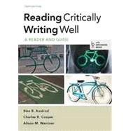 Reading Critically, Writing Well by Axelrod, Rise B.; Cooper, Charles R.; Warriner, Alison M., 9781457638947