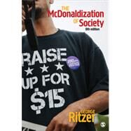 The Mcdonaldization of Society by Ritzer, George, 9781483358949