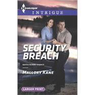 Security Breach by Kane, Mallory, 9780373748952