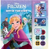 Disney Frozen Movie Theater Storybook & Movie Projector by Disney Frozen, 9780794428952