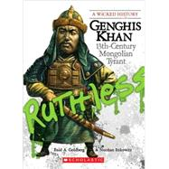 Genghis Khan by Goldberg, Enid A., 9780531138953