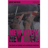 New York, New Wave by Battista, Kathy, 9781848858954