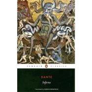Inferno by Dante Alighieri (Author); Kirkpatrick, Robin (Translator); Kirkpatrick, Robin (Editor), 9780140448955