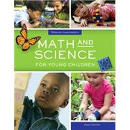 Math and Science for Young Children by Charlesworth, Rosalind, 9781305088955