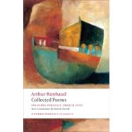 Collected Poems by Rimbaud, Arthur; Sorrell, Martin, 9780199538959