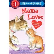 Mama Loves by GOODE, MOLLYMCCUE, LISA, 9780553538960