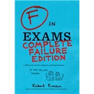 F in Exams by Benson, Richard, 9781452148960