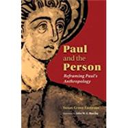 Paul and the Person by Eastman, Susan Grove; Barclay, John M. G., 9780802868961