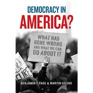 Democracy in America? by Page, Benjamin I.; Gilens, Martin, 9780226508962