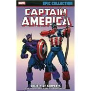 Captain America Epic Collection by Carlin, Michael; Gruenwald, Mark; Miller, Frank; Stern, Roger; Neary, Paul, 9780785188964