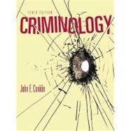Criminology by Conklin, John E., 9780205608966