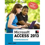 Microsoft® Access 2013 by Pratt, Last, 9781285168968