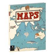 Maps by MIZIELINSKA, ALEKSANDRAMIZIELINSKI, DANIEL, 9780763668969