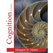 Cognition by Matlin, Margaret W., 9781118148969