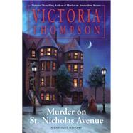 Murder on St. Nicholas Avenue by Thompson, Victoria, 9780425278970