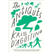 The Antiques by D'agostino, Kris, 9781501138973