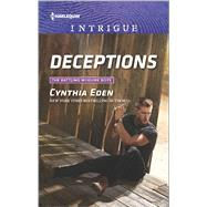 Deceptions by Eden, Cynthia, 9780373698974