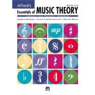 Alfred's Essentials of Music Theory by Surmani, Andrew, 9780882848976