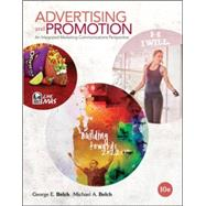 Advertising and Promotion: An Integrated Marketing Communications Perspective by Belch, George; Belch, Michael, 9780078028977