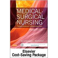 Medical-surgical Nursing + Elsevier Adaptive Quizzing by Ignatavicius, Donna D., 9780323398978