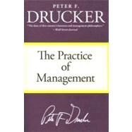 The Practice of Management by Drucker, Peter F., 9780060878979